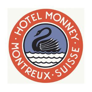 Hotel Monney Montreaux