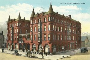 Hotel Montana, Anaconda