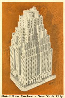 Hotel New Yorker, New York City