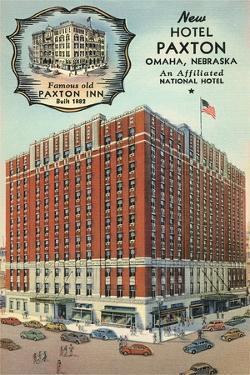 Hotel Paxton, Omaha