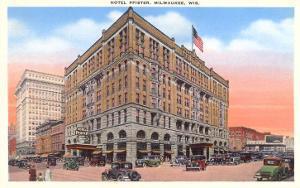 Hotel Pfister, Milwaukee, Wisconsin