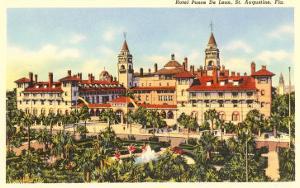 Hotel Ponce de Leon, St. Augustine, Florida
