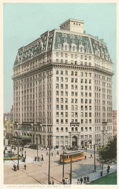 Hotel Pontchartrain, Detroit, Michigan