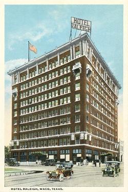 Hotel Raleigh, Waco