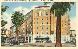 Hotel Sainte Claire, San Jose, California