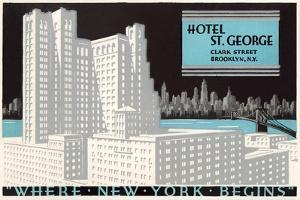 Hotel St. George, Brooklyn