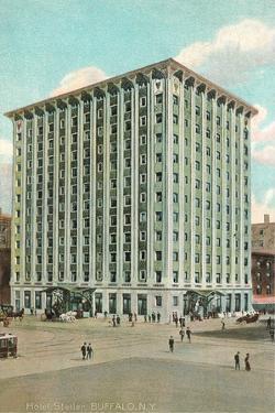 Hotel Statler, Buffalo