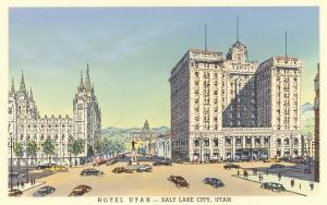 Hotel Utah, Salt Lake City