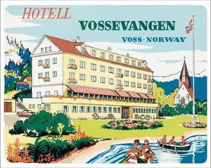 Hotell Vossevangen, Voss-Norway