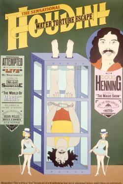 Houdini, Water Torture Escape