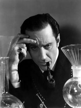 Hound of the Baskervilles, Basil Rathbone as Sherlock Holmes, 1939