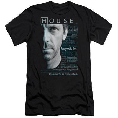 House - Houseisms (slim fit)