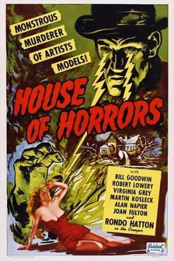 House of Horrors, 1946