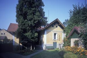 House of Josef Suk, Krecovice, Central Bohemia, Czech Republic