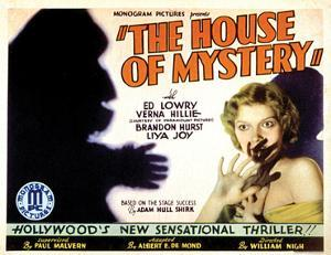 House Of Mystery - 1934 II