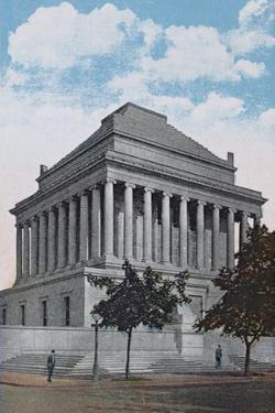 House of the Temple, Washington D.C., U.S.A, C.1920