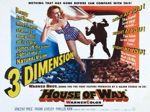 House of Wax, 1953