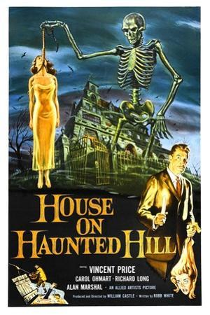 House on Haunted Hill, 1959