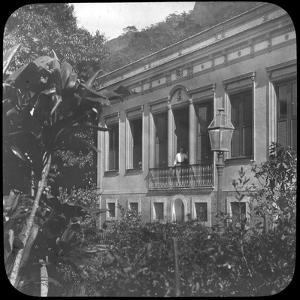 House, Rio De Janeiro, Brazil, Late 19th or Early 20th Century