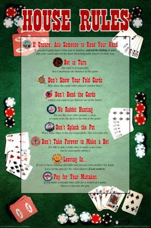 House Rules (Poker)