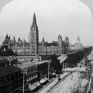 Houses of Parliament, Ottawa, Ontario, Canada