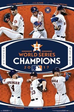 Houston Astros 2017 World Series Champions