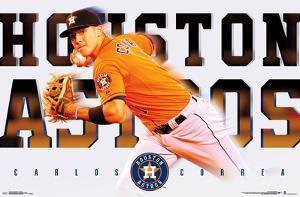 Houston Astros - C Correa 17