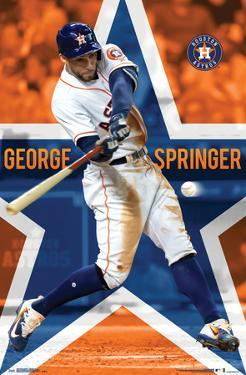 HOUSTON ASTROS - G SPRINGER 18