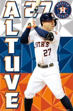 Houston Astros - J Altuve 15