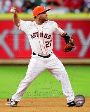 Houston Astros - Jose Altuve Photo