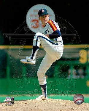 Houston Astros - Nolan Ryan Photo