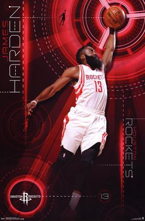 Houston Rockets - James Harden 2015