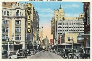 Houston Street, San Antonio