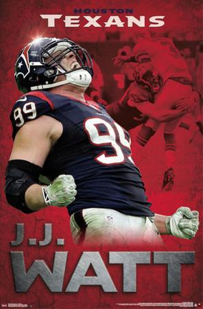 Houston Texans- Jj Watt 2015