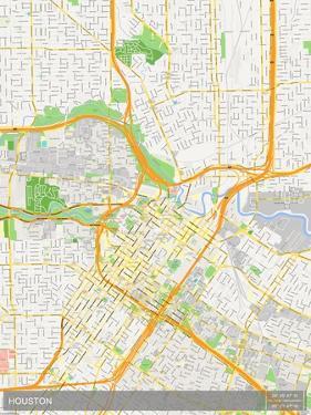 Houston, United States of America Map