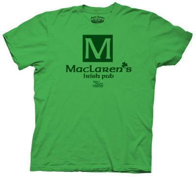 How I Met Your Mother - MacLaren's Pub (Slim Fit)