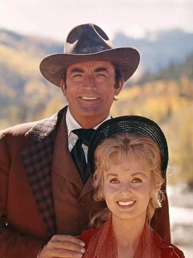 HOW THE WEST WAS WON, 1962 directed by HENRY HATHAWAY (The Plains Gregory Peck and Debbie Reynolds
