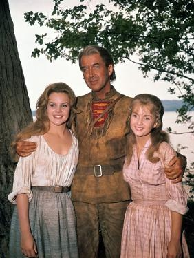 HOW THE WEST WAS WON, 1962 directed by HENRY HATHAWAY (The River) Carroll Baker, James Stewart and