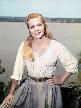 HOW THE WEST WAS WON, 1962 directed by HENRY HATHAWAY (The River) Carroll Baker (photo)