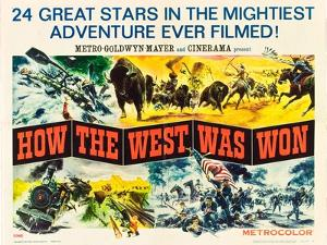 How the West Was Won, 1964