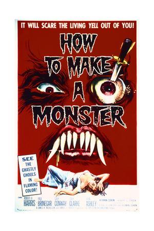 https://imgc.allpostersimages.com/img/posters/how-to-make-a-monster_u-L-PN9NJM0.jpg?artPerspective=n