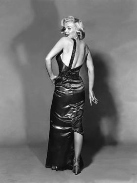 HOW TO MARRY A MILLIONAIRE, 1953 directed by JEAN NEGULESCO Maeilyn Monroe (b/w photo)