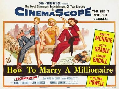 How to Marry a Millionaire, 1953
