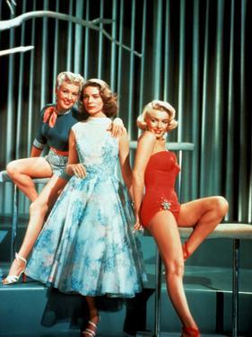 How To Marry A Millionaire, Betty Grable, Lauren Bacall, Marilyn Monroe, 1953