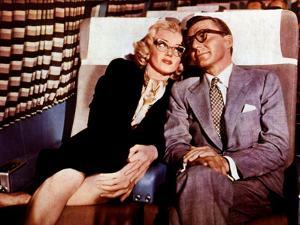 How To Marry A Millionaire, Marilyn Monroe, David Wayne, 1953