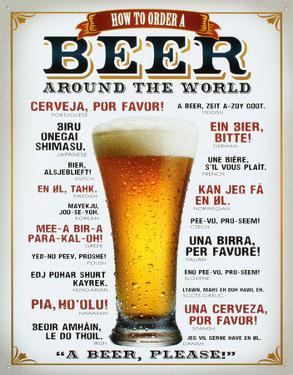 How to Order a Beer