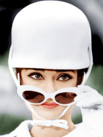 How to Steal a Million, Audrey Hepburn, 1966