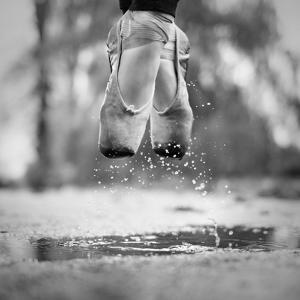 The Day we went Jumping in Puddles by Howard Ashton-Jones