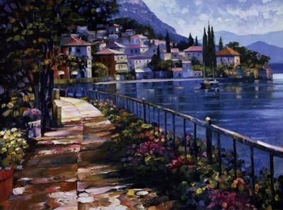 Sunlit Stroll by Howard Behrens