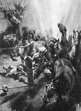 Ordeal for Horses on the Western Front, 1917